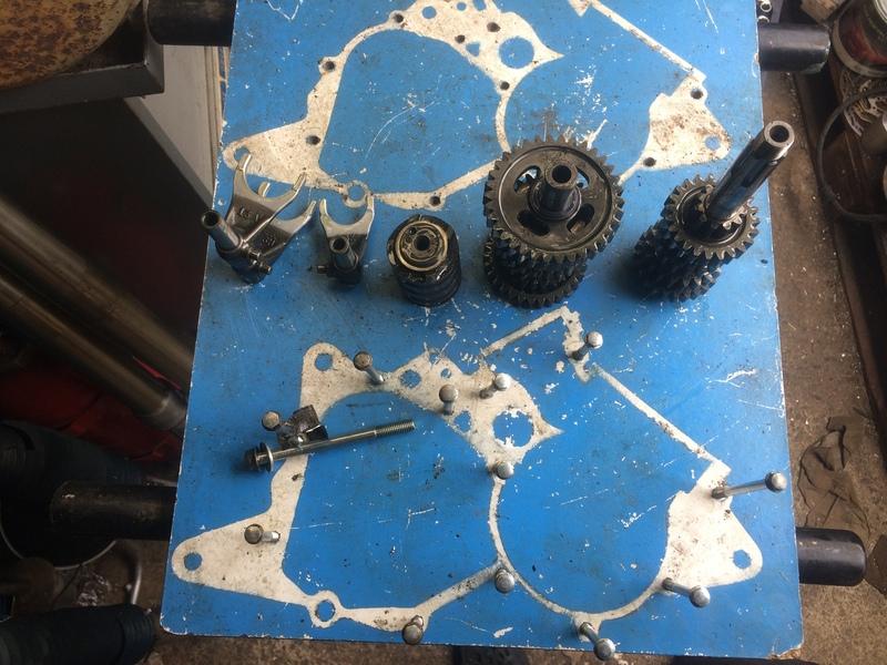 demontage moteur crm 180903020645711968