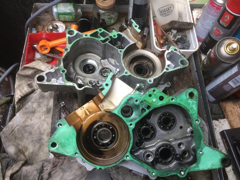 demontage moteur crm 180903020649384647