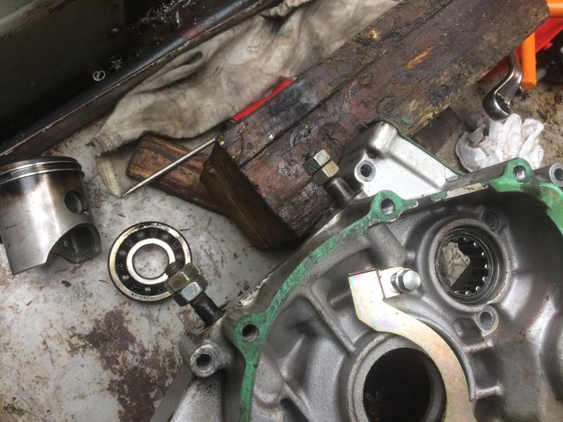 demontage moteur crm 180903020724161414