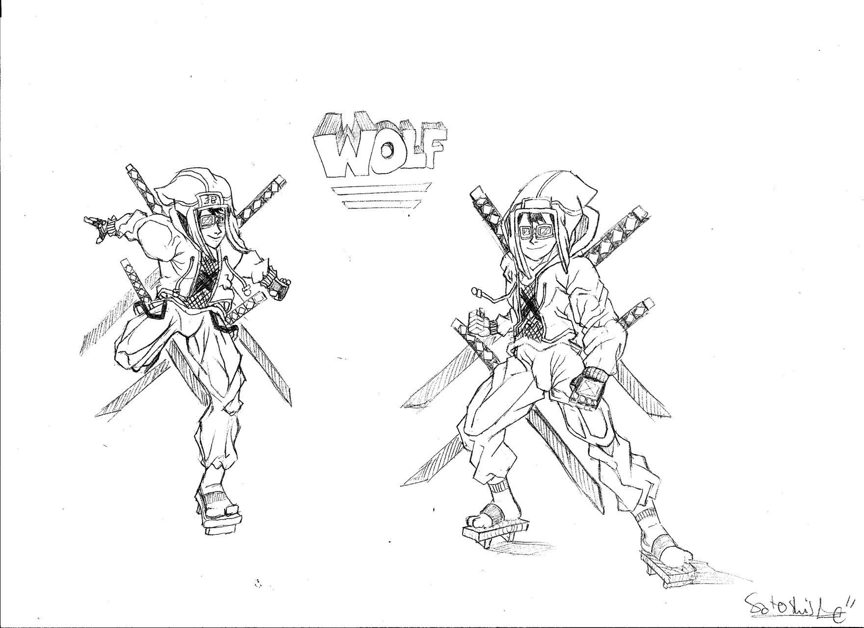WOLF 04