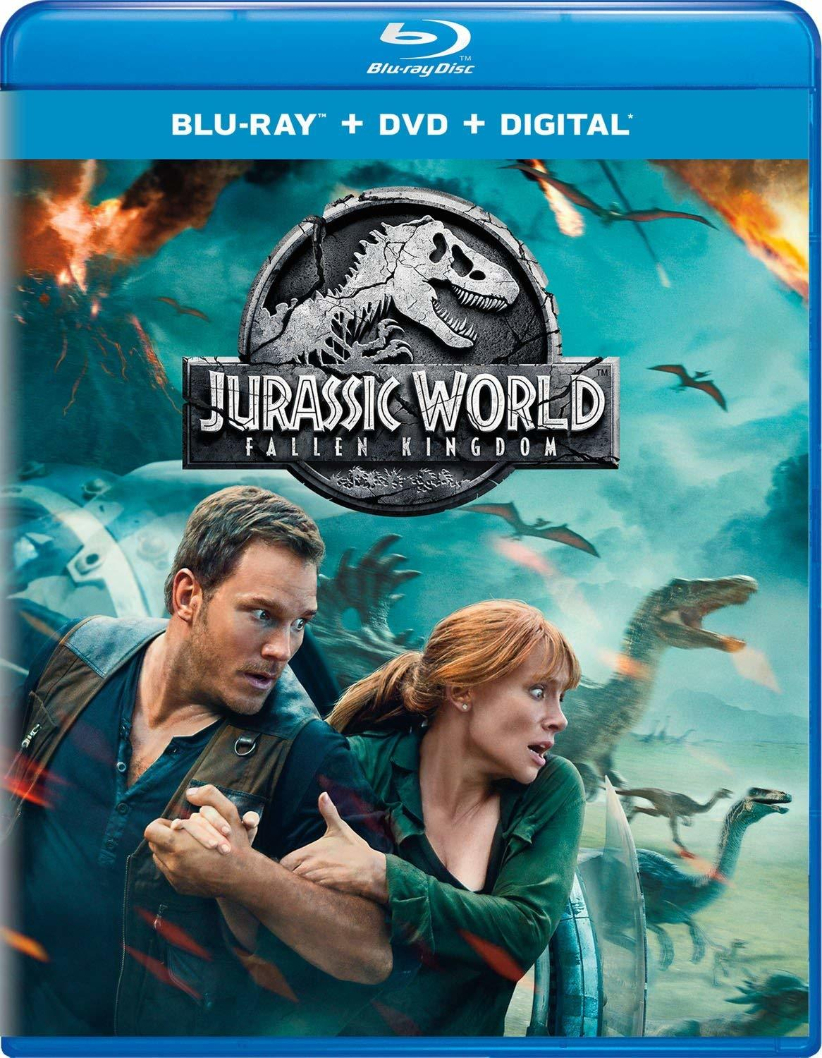 Jurassic World: Fallen Kingdom poster image