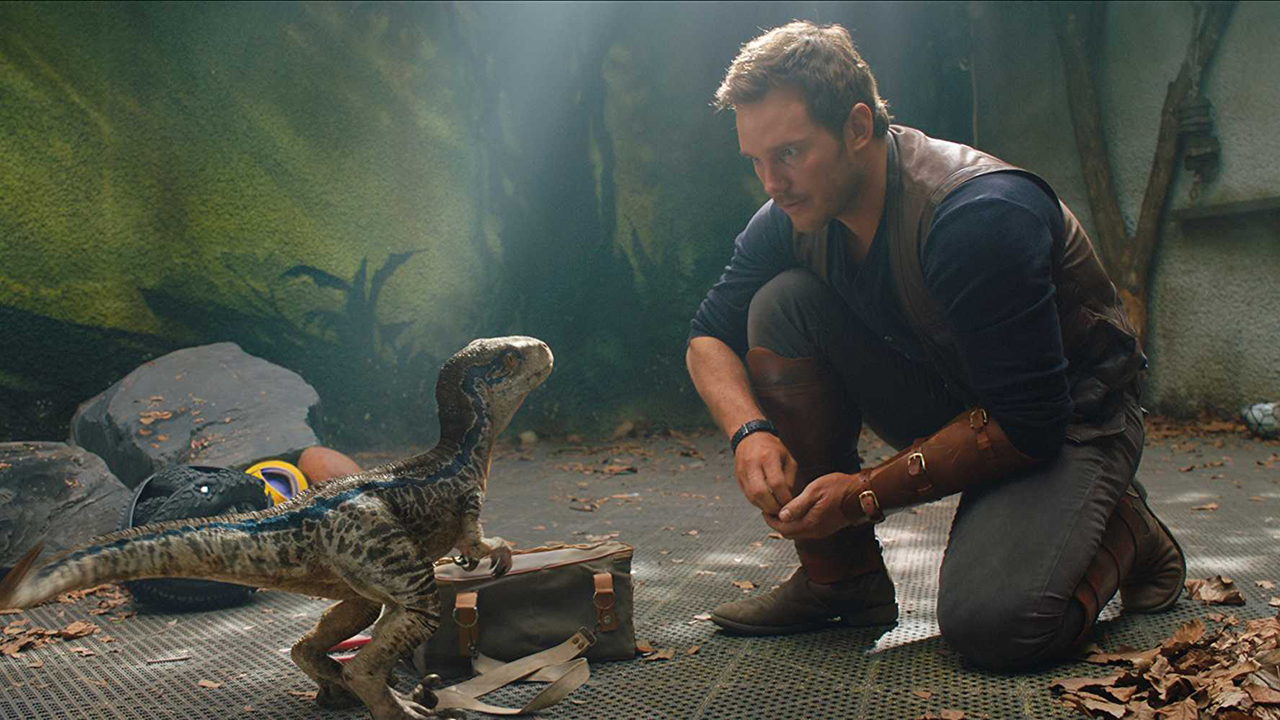 Jurassic World: Fallen Kingdom (2018) image
