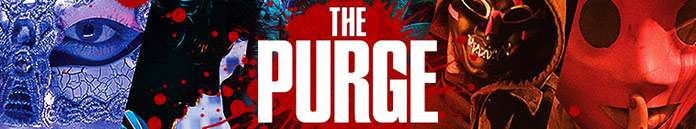 Poster for The Purge