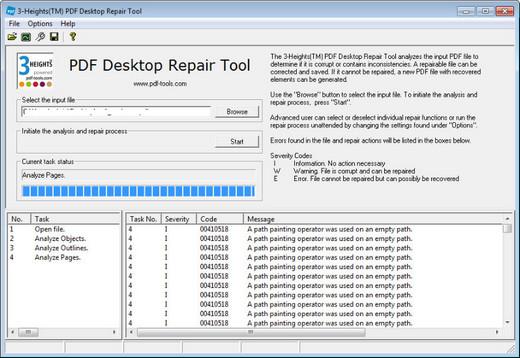 Repair tool file pdf
