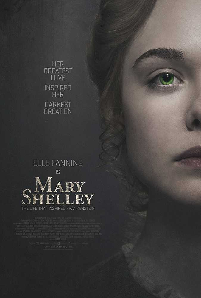 Mary Shelley (2017) poster image