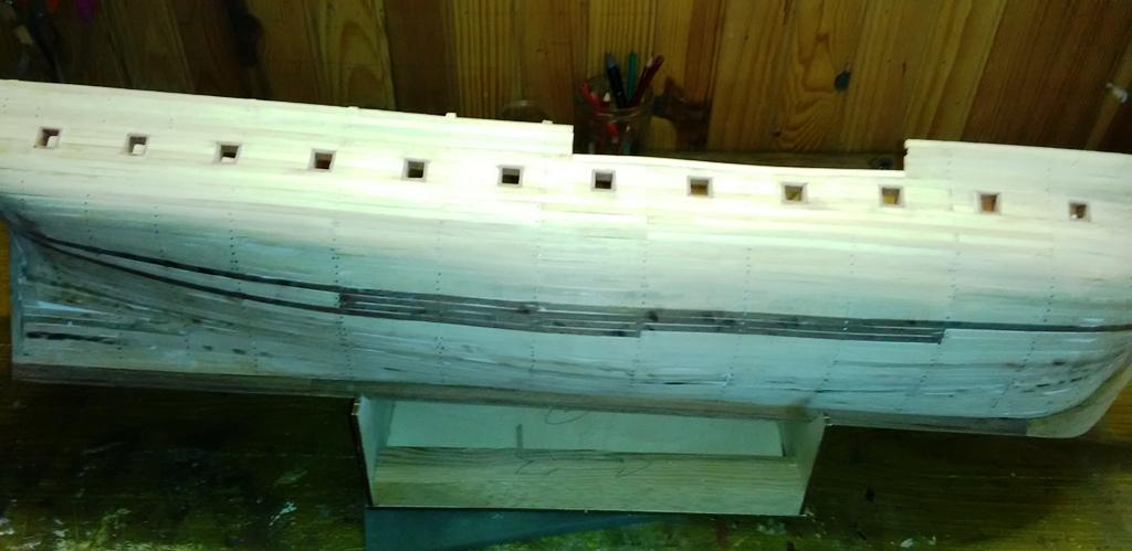 Hms Surprise 1/48 de chez artesania latina  par Model space  180907100507551443