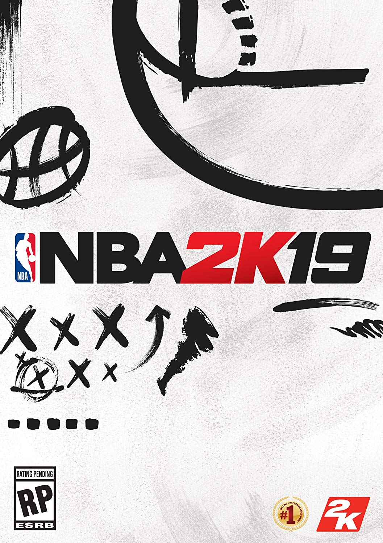 Poster for NBA 2K19