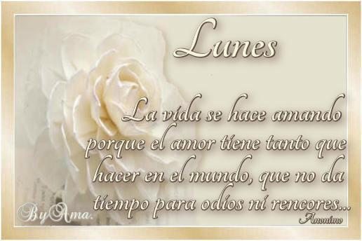 Rosas Color Tiza, con Frase 180908025748598208