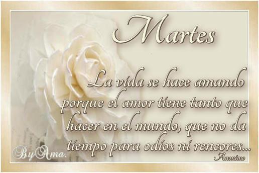 Rosas Color Tiza, con Frase 180908025749637614