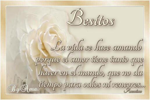 Rosas Color Tiza, con Frase 180908025751798854