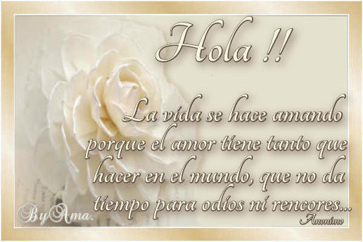 Rosas Color Tiza, con Frase 180908025752838799