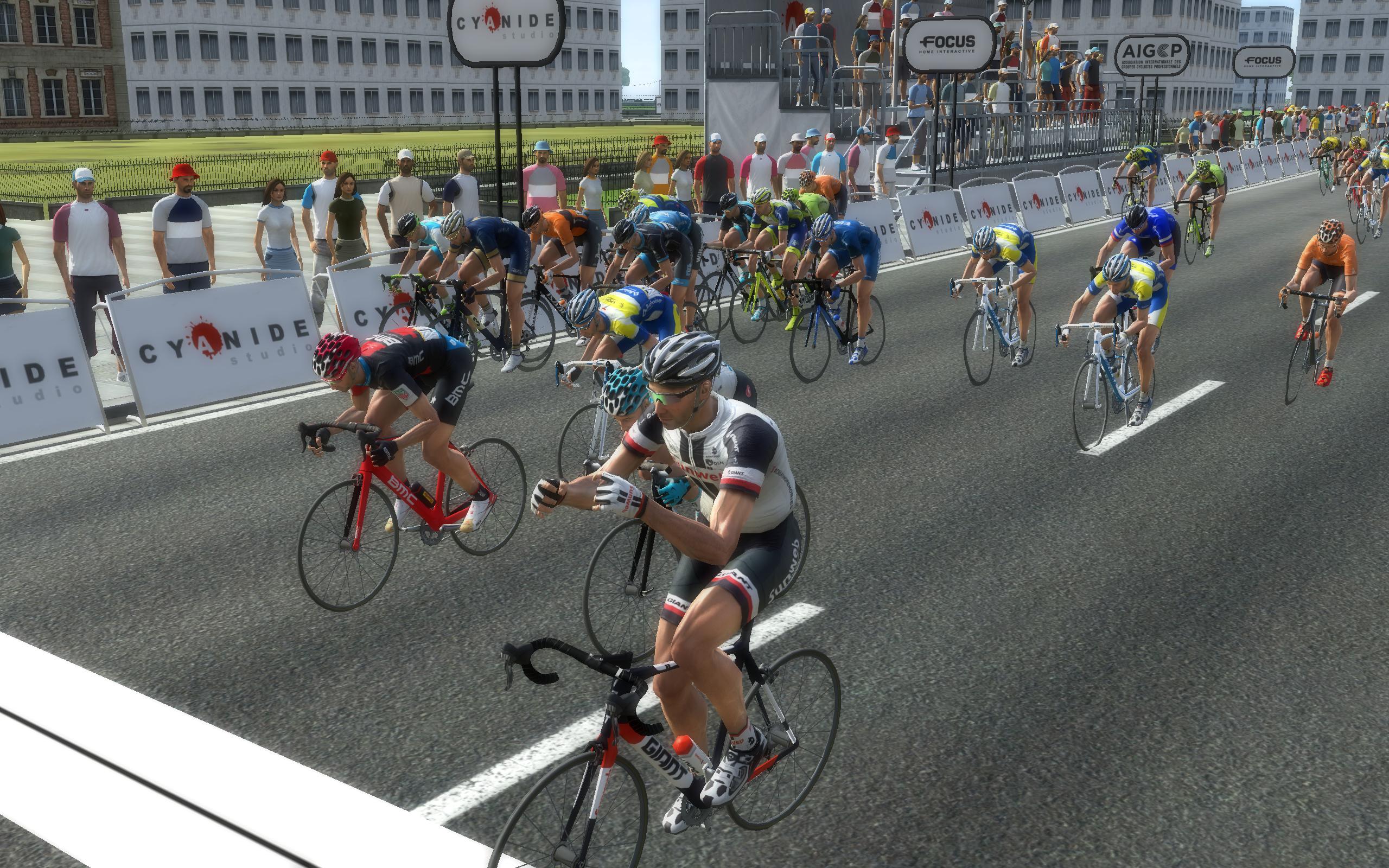 [PCM17] Sport Vlaanderen - Baloise, créatrice de talent - Page 4 180908124541748493