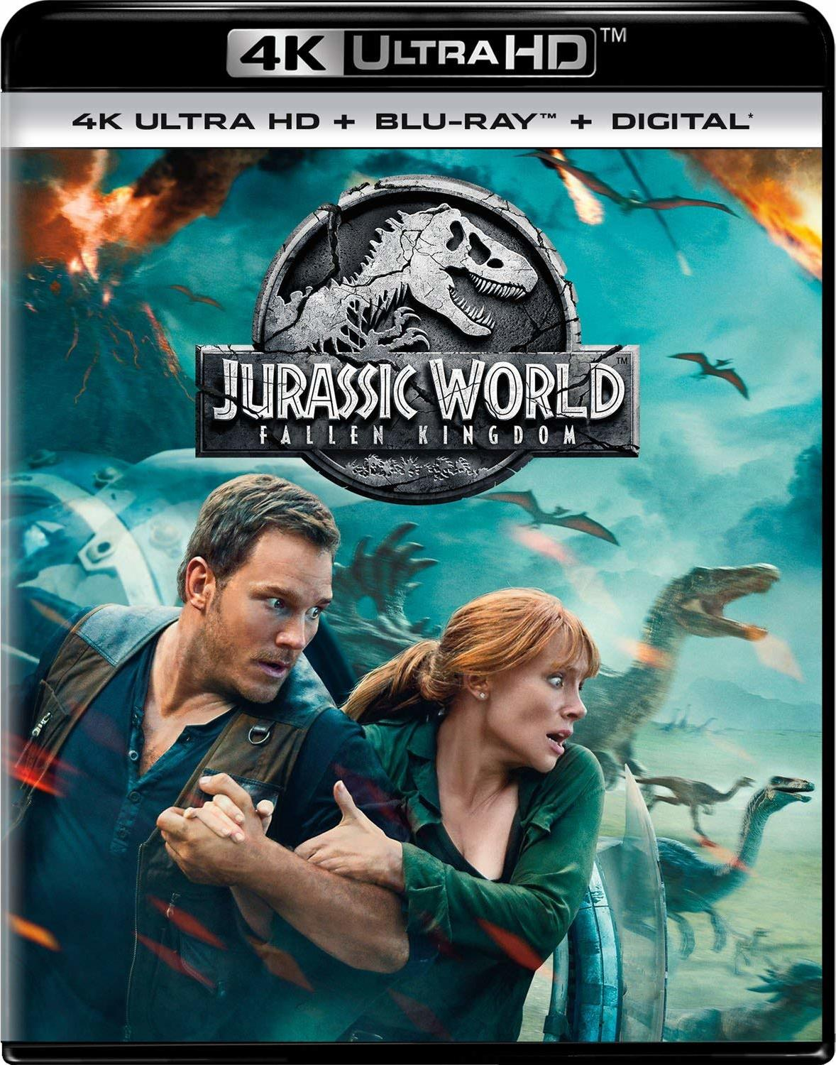 Jurassic World Fallen Kingdom 2018 2160p UHD BluRay x265-TERMiNAL