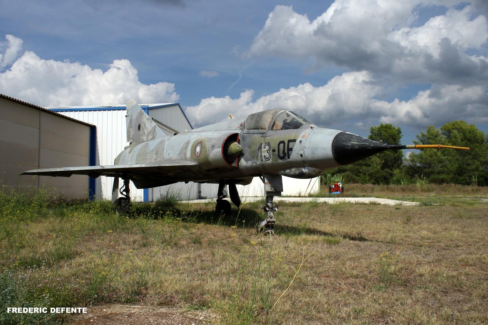 MIRAGE IIIE n° 440 - Ex EC 1/13 ARTOIS / Colmar - Cuers , 83 180910055132851168