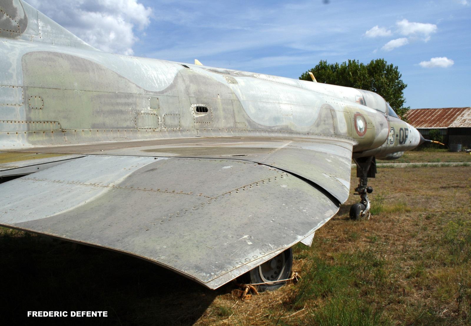 MIRAGE IIIE n° 440 - Ex EC 1/13 ARTOIS / Colmar - Cuers , 83 180910055152239522