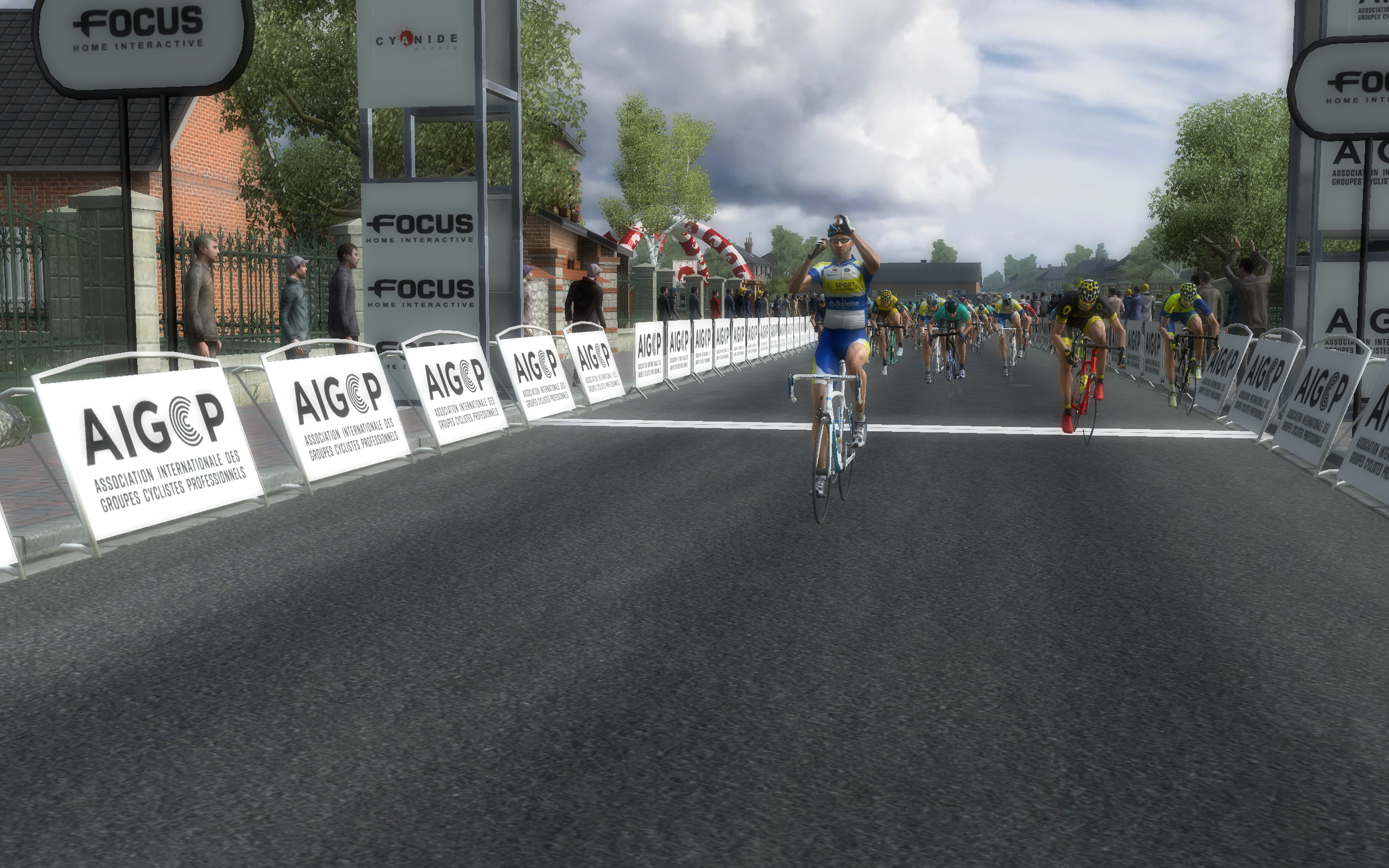 [PCM17] Sport Vlaanderen - Baloise, créatrice de talent - Page 4 180912090232758922