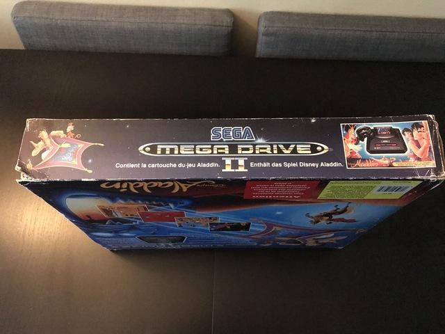 [VENDU]Pack Megadrive Aladdin  18091302383832073