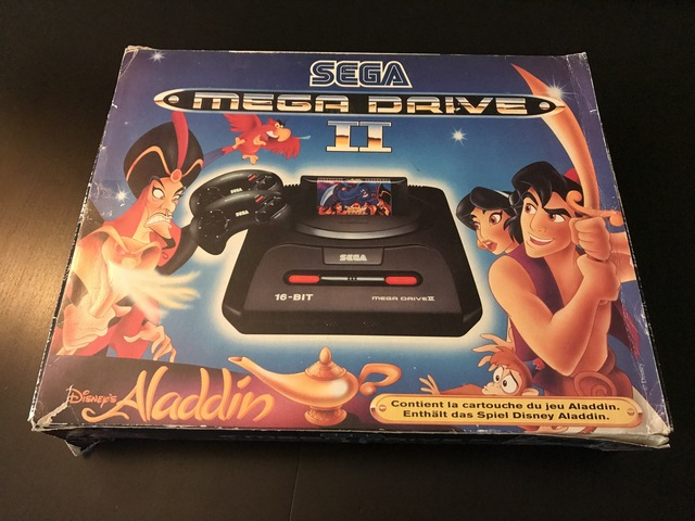 [VENDU]Pack Megadrive Aladdin  180913023840350117