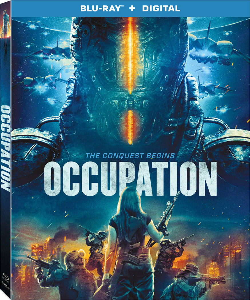 Occupation (2018) poster image