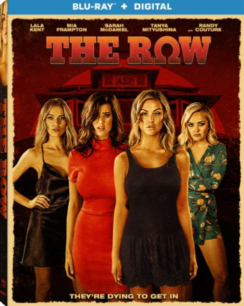 The Row (2018) poster image