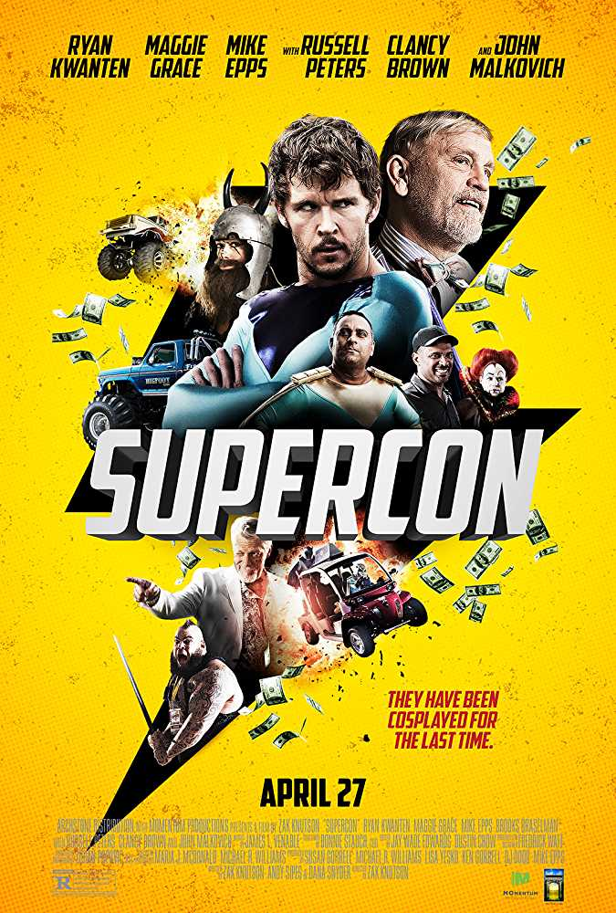 Supercon poster image