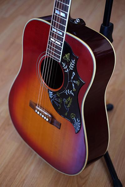 Gibson Hummingbird 18091404245390978