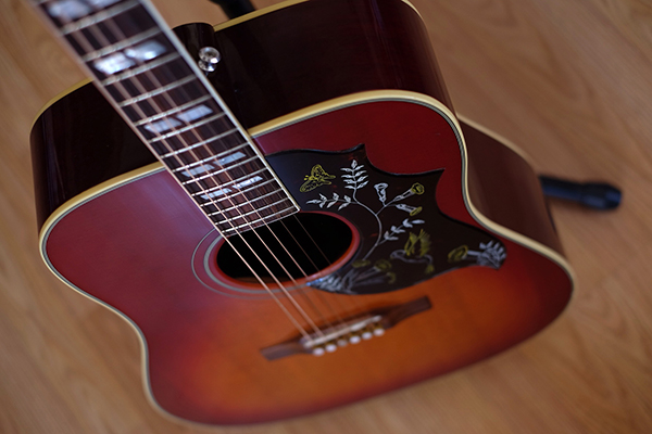 Gibson Hummingbird 180914042453971977