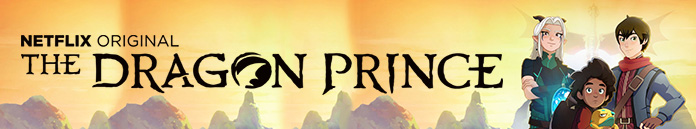 Poster for The Dragon Prince