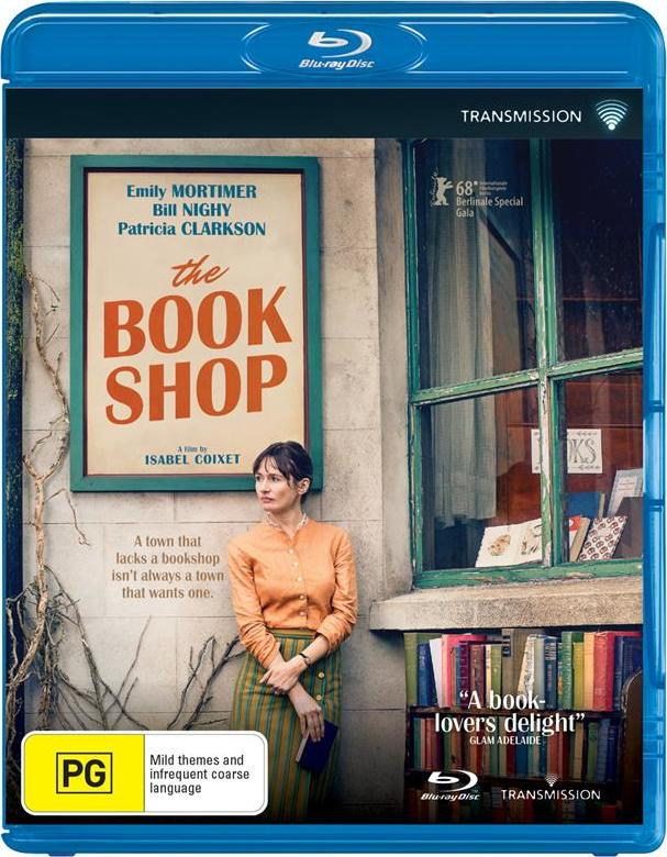 The Bookshop poster image