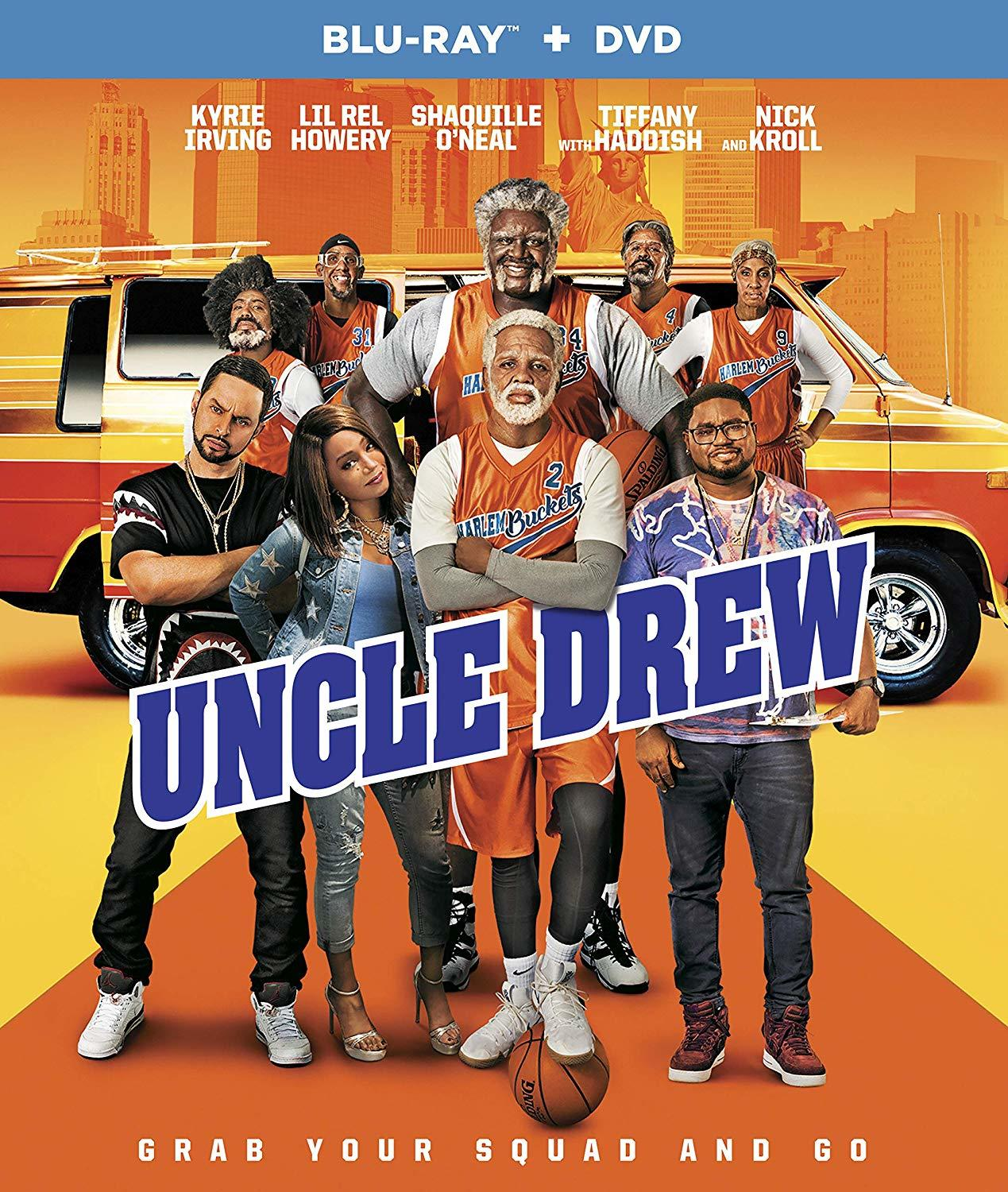 Uncle Drew (2018) poster image