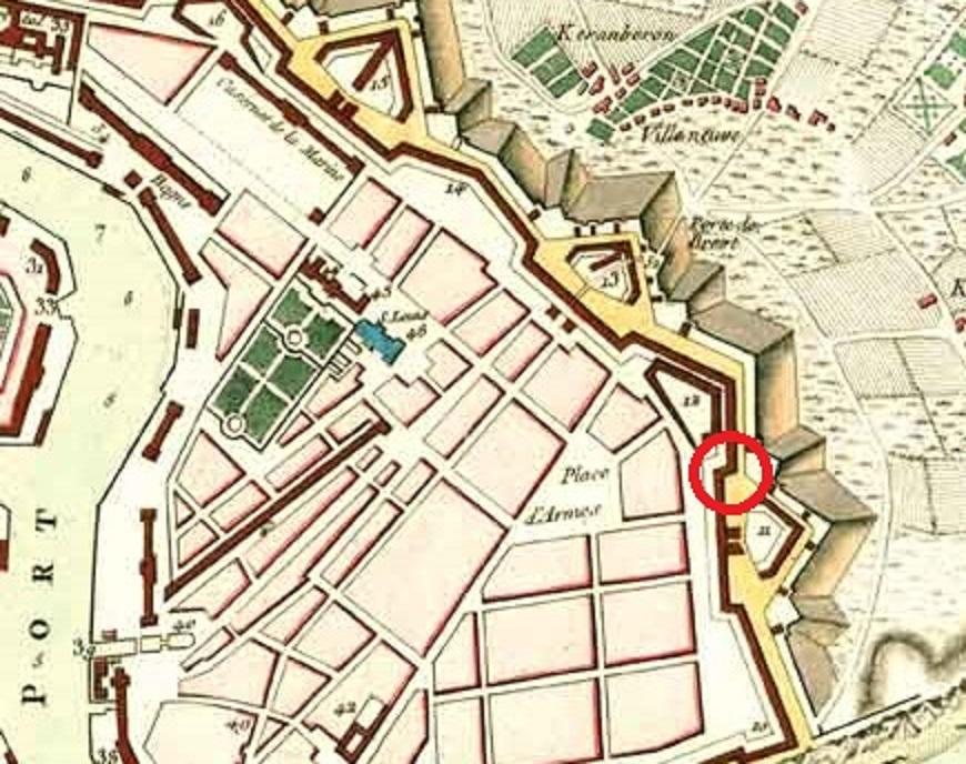 NEW - Brest et ses remparts 180915105921842268