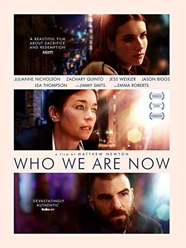Who We Are Now poster image