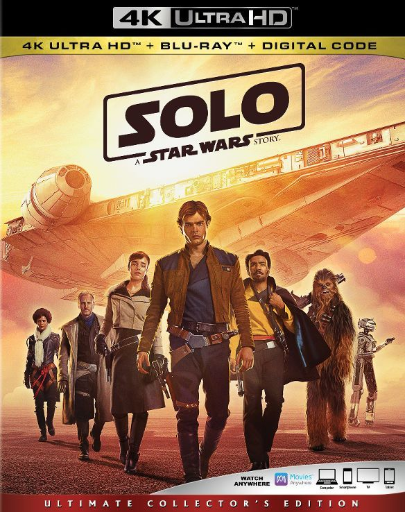 Solo: A Star Wars Story (2018) poster image
