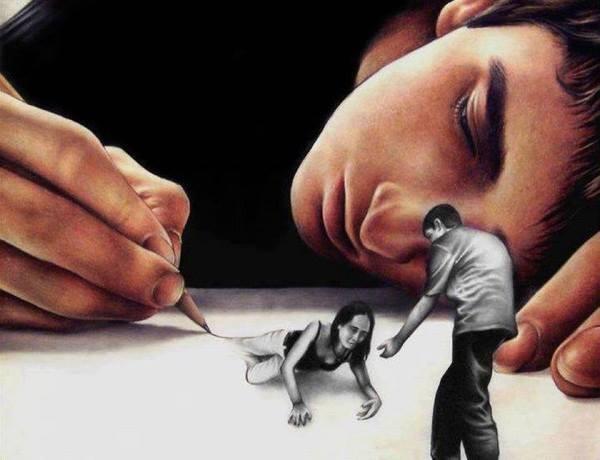Une peinture pour rêver, voyager, s'émouvoir ...  180917121401799405