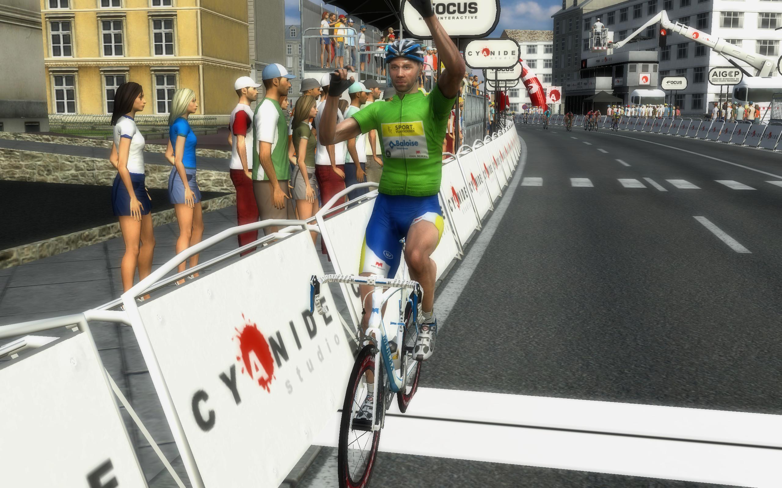 [PCM17] Sport Vlaanderen - Baloise, créatrice de talent - Page 4 180918032049432856