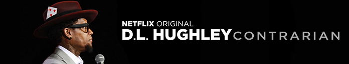 Poster for D.L. Hughley: Contrarian (2018)