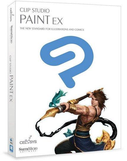 Clip Studio Paint EX 1.8.2 (x64) Multilingual 180920050142743867