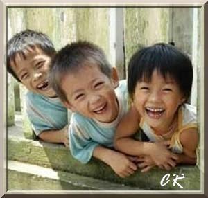 rire enfants