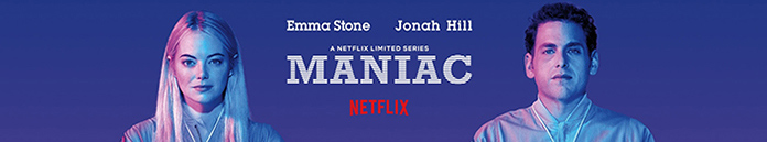Poster for Maniac