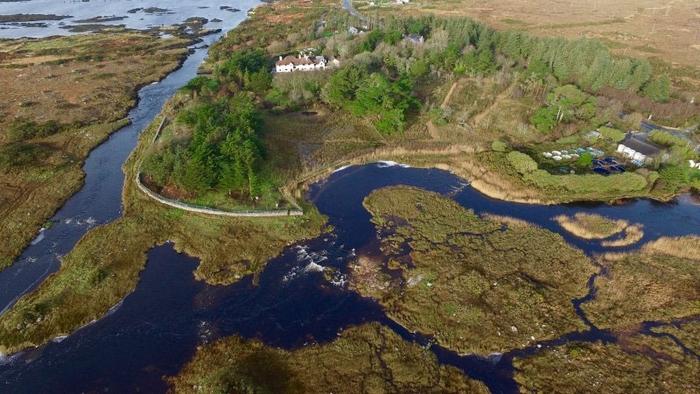 Costelloe Lodge, la résidence d'Ismay dans le Connemara 180922091453427908