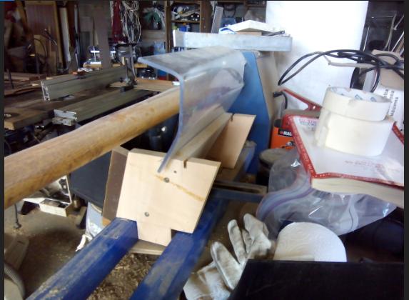 Aspiration des poussières pour tour à bois 180922120503103199