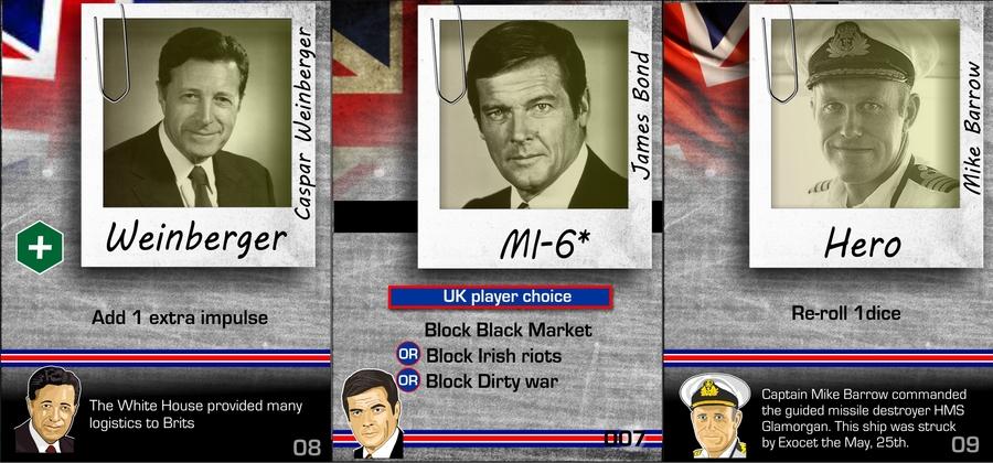 cartes à jouer UK