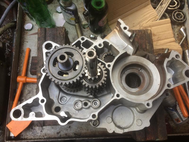 remontage moteur crm 18092302080267569
