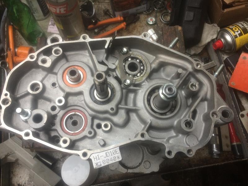 remontage moteur crm 180923023327954703