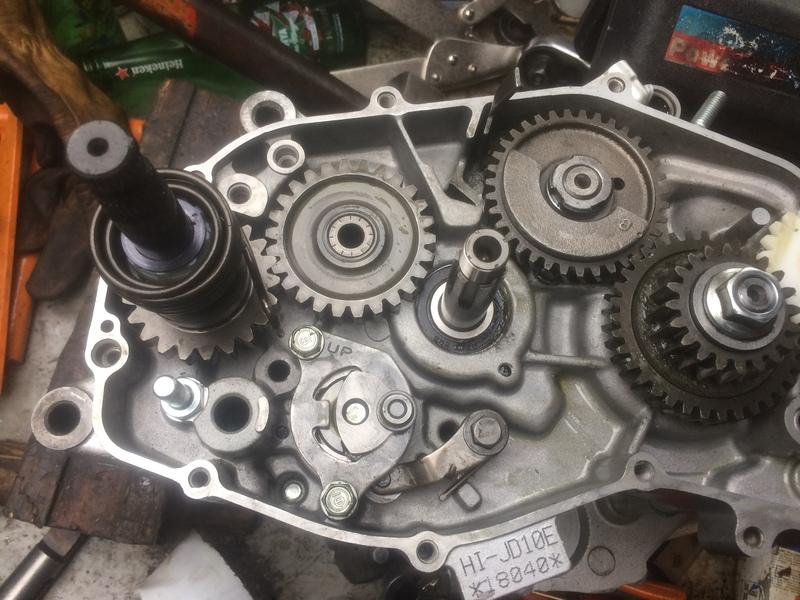 remontage moteur crm 180923024845100152