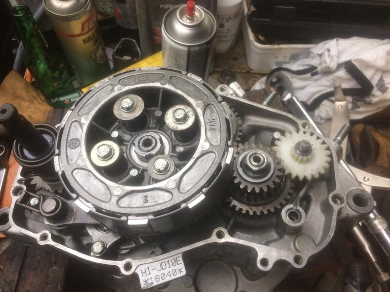 remontage moteur crm 180923025657418364