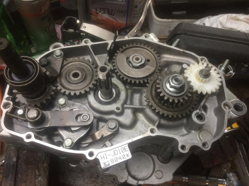 remontage moteur crm 180923025702448972