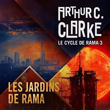 Arthur C. Clarke - Série Le cycle de Rama (4 Tomes)
