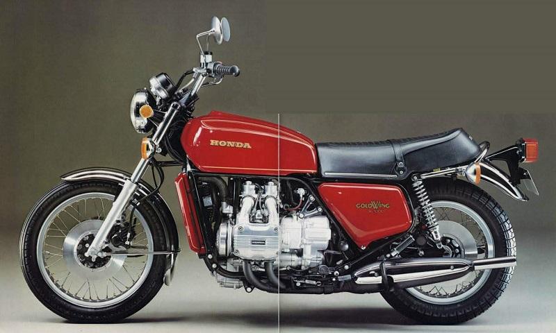 Honda GL1000 74