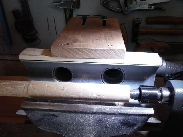 Aspiration des poussières pour tour à bois 180924031530823292